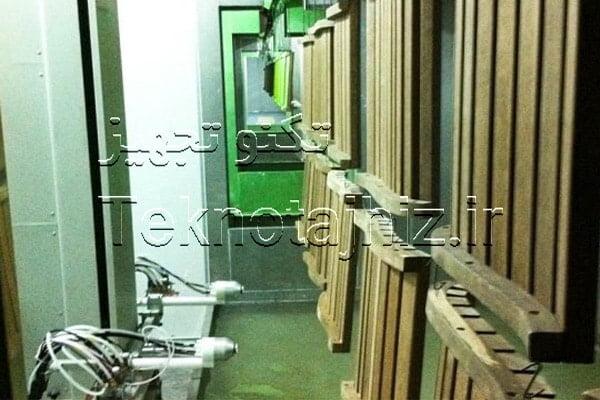 رنگ ها و پوشش های پودری چوب و صنعت مبلمان