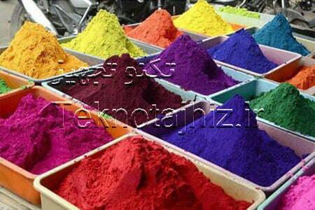 دسته بندی رنگ ها و پوشش های پودری از نظر پایه مواد اولیه